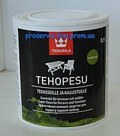 Тиккурила Техопесу (Tikkurila Tehopesu) моющее отбеливающее  средство, 0,5л