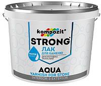 Лак для камня Strong Aqua Kompozit, 10 л