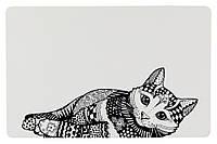 Trixie (Трикси) Кошка коврик под миски для кошек