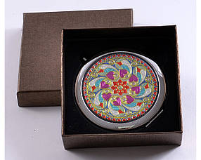 Зеркальце карманное 538-4-2