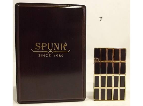 Подарочная зажигалка SPUNK в деревянной упаковке PZ36191, фото 2