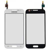 Тачскрин Samsung G360, G360H Galaxy Core Prime белый (проклейка)