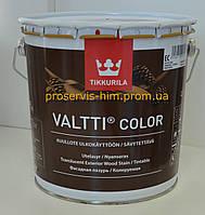 Антисептический лак-лазурь Tikkurila Valtti Color, 2,7 л