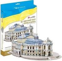 3D пазл CubicFun Одесский театр оперы и балета