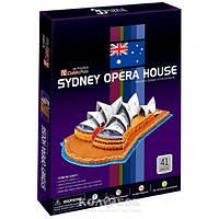 3D пазл CubicFun C Series Сиднейский оперный театр