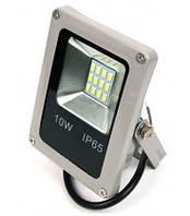 Прожектор Led flood light 10W 220V IP65 6500K, фото 1