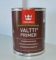 Валтти Праймер, Валтти Похьюсте грунтовка для дерева 0,9л Tikkurila Valtti pohjuste