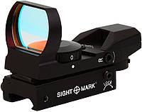 Коллиматор Sightmark Sure Shot sight blackSM13003B-DT