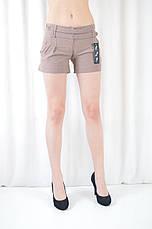 Шорты короткие летние с карманами для девочек подростков и женщин, фото 2