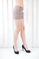 Шорты короткие летние с карманами для девочек подростков и женщин, фото 3