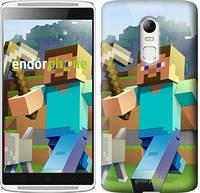 "Чехол на Lenovo Vibe K5 Note pro Minecraft 4 ""2944c-394"""