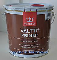 Валтти Праймер, грунтовка для дерева 2,7л Tikkurila Valtti primer
