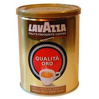 Кофе молотый Lavazza Qualita Oro , 250г( металическая банка)