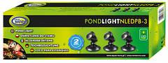 Появился в продаже новый продукт. Подводный светильник для пруда AquaNova NLEDPB-3