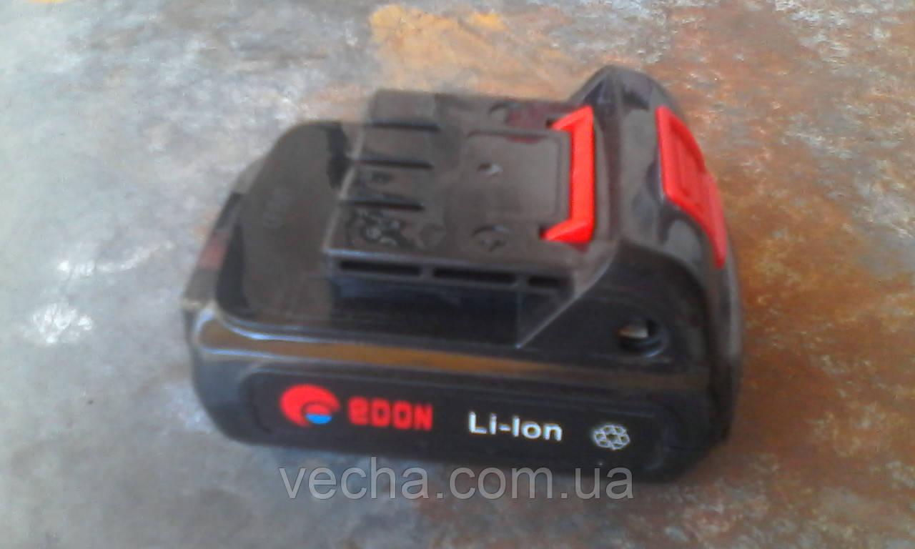 Аккумулятор (батарея) на шуруповерт Edon на 12 В