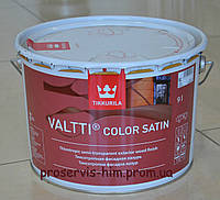 Валтти Колор - антисептик с сатиновым блеском Tikkurila Valtti Color Satin, 9л