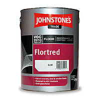 Краска Для Пола Полуматовая Flortred JOHNSTONE`S (Джонстоун)