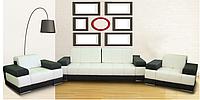Комплект мягкой мебели Modena 3+1+1, механизм еврокнижка