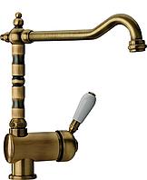 Смеситель кухонный Schock Aquastyle BR (бронза)