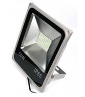 Прожектор Led flood light 50W с встроенным датчиком движения 220V IP65 6500K, фото 1