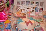 Топпер Маргоші рік заготівля для декору, фото 2