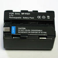 Aккумулятор PowerPlant Sony NP-FS21 3000mAh