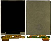 Дисплей (экран) для телефона LG KF360, KF750 Sekret, KF755, KS360, KC550, KC780, GT365 Original