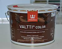 Антисептический лак-лазурь Tikkurila Valtti Color, 9л
