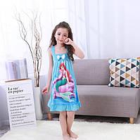 Детская ночная сорочка, ночнушка для девочки.