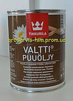 TIKKURILA VALTTI PUUOLJY масло для защиты деревянных поверхностей, 0,9л