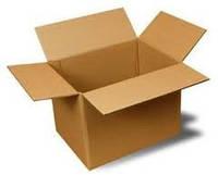 Коробка для переезда. Гофрокороб не большой. Ящик для переезда.  Гофроящик размера 400х300х300