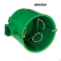 Коробка монтажная глубокая (подразетник) Shnider