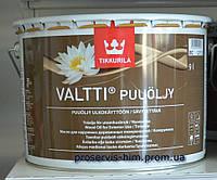 TIKKURILA VALTTI PUUOLJY масло для защиты деревянных поверхностей, 9л