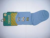 """Колготки детские демисезонные 3D-рисунок 86-92 ТМ """"Дюна"""" 5в449-1765-голубой"""