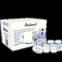 Комплект сменных фильтров(КСФ) Coolmart CM201