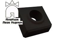 Облицовочный Lego кирпич «АлаКам» черный