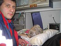 Перевезти больного Днепр. Транспортировать больного из Днепра в Одессу, Киев, Херсон, Львов