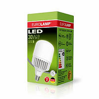 LED Лампа EUROLAMP High Power 30W E27 6500K