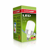 LED Лампа EUROLAMP High Power 70W E40 6500K