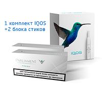 IQOS Стартовый набор (комплект IQOS + 2 блоков стиков + 200 грн + ГАРАНТИЯ )