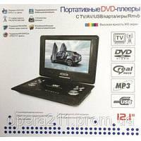 ПОРТАТИВНЫЙ ДВД 1258  о
