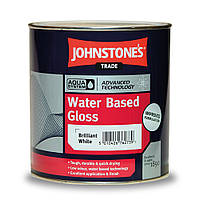 Краска Аква на Водной Основе Глянцевая Water Based Gloss JOHNSTONE`S (Джонстоун)