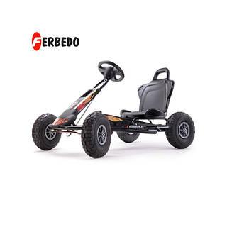 FERBEDO Картинг с педалями ar-1 Черный Насосов. Колеса
