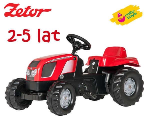 Rolly Toys Трактор Kid Zetor