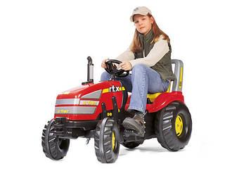 Rolly Toys Трактор с педалями X-Trac