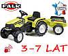 FALK Трактор с прицепом FARM