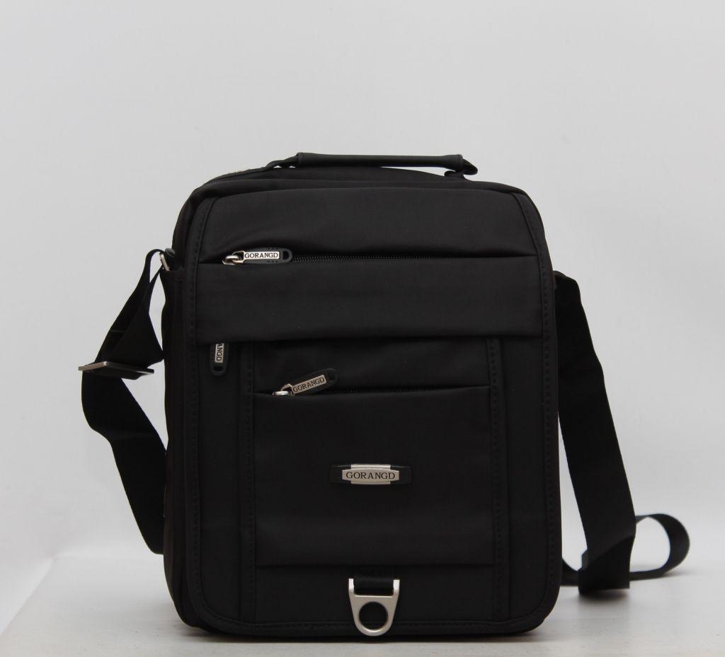 903d1be7d618 Мужская сумка через плечо Gorangd. Стильный аксессуар. Хорошее качество. Доступная  цена. Дешево