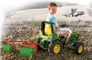 Rolly Toys Прицеп для тракторов Cambridge