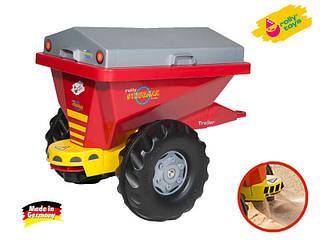 Rolly Toys Прицеп для Сена  / пескоструйный аппарат