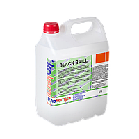 Средство для очистки и полировки шин Ekokemika BLACK BRILL концентрат 5 л